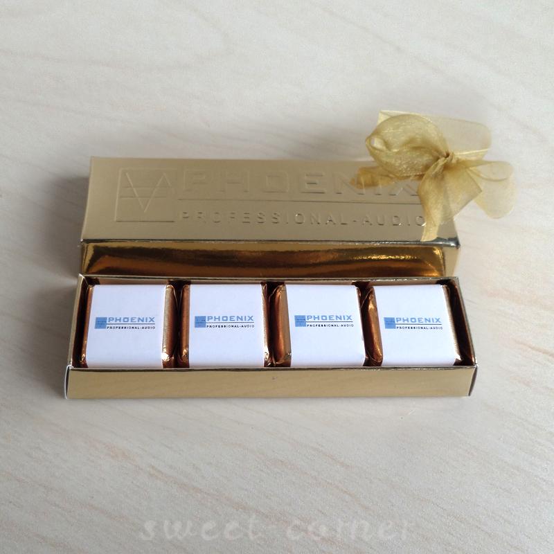 czekoladki reklamowe PHOENIX