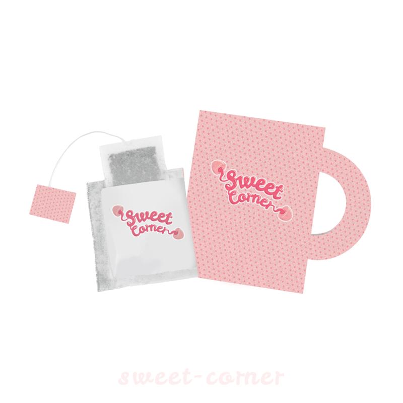 herbata z logo